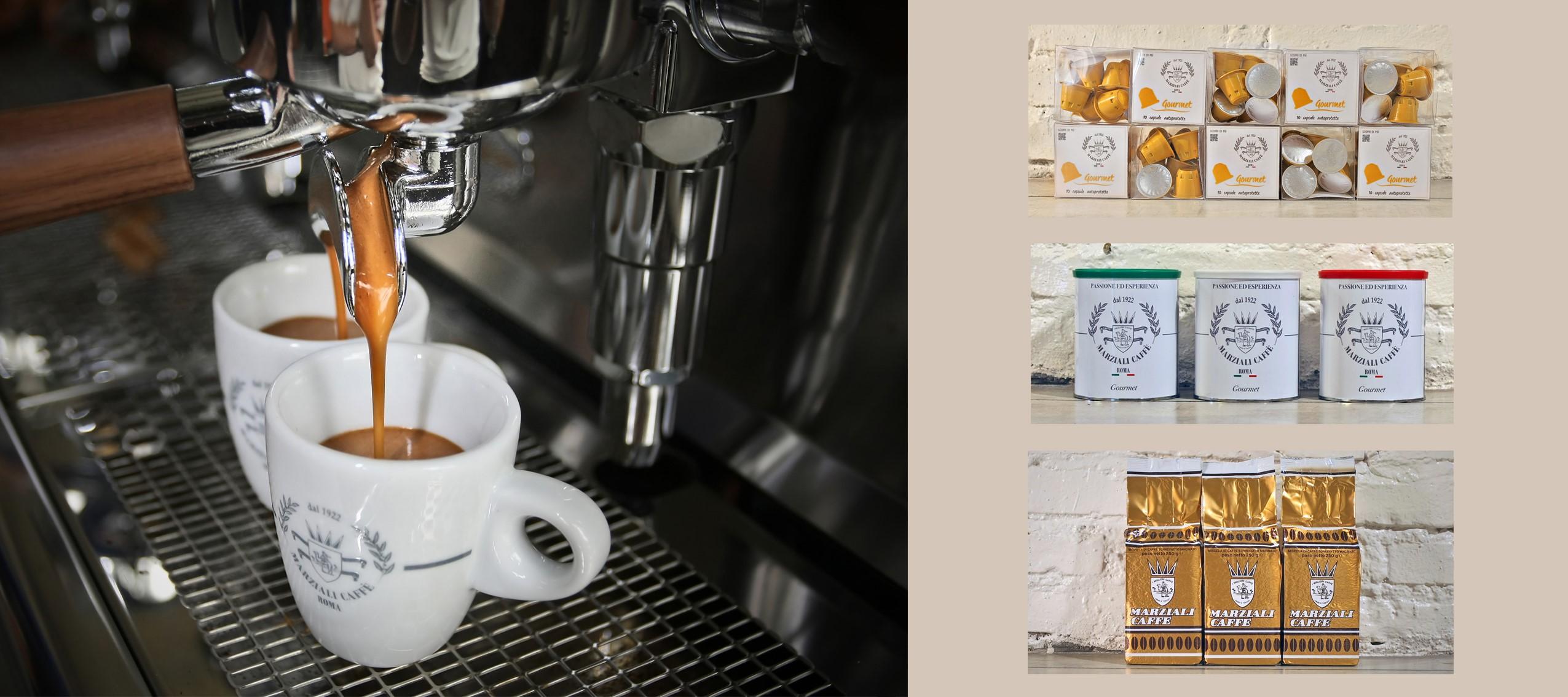 Marziali Caffè